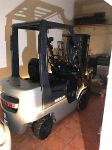 Nissan | Forklift Maintenance | Forklift Rentals | Forklift Company | Forklift Handling