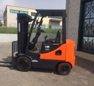 Doosan 1.8Ton Diesel Forklift